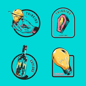 Original badge
