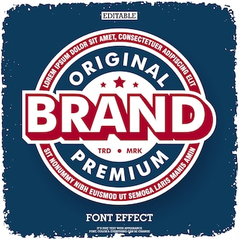 Original brand company with premium quality