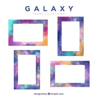Original galaxy frame collection