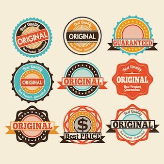 Original seals
