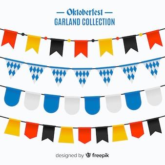 Oktobefest garlandsのオリジナルセット