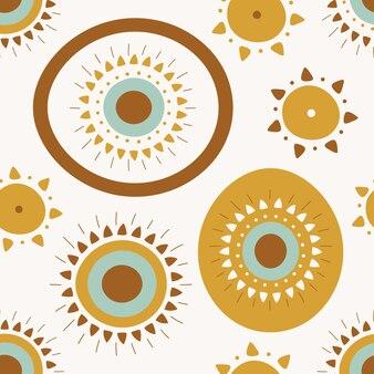 Ornament seamless pattern.