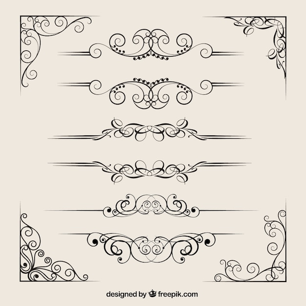 border vectors photos and psd files free download rh freepik com border vector free border vector images