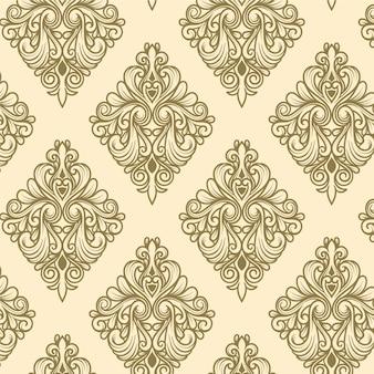 Motivo ornamentale decorato