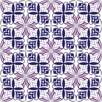Ornamental mandala design abstract
