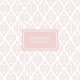 Ornamental pattern background for wedding invitation