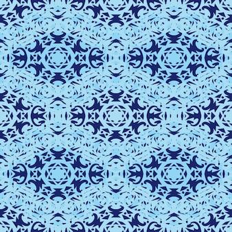 Ornamental pattern. tribal seamless texture.