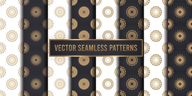 장식 원활한 패턴