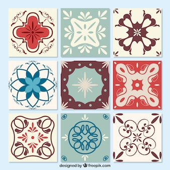 Ornamental Tiles Collection
