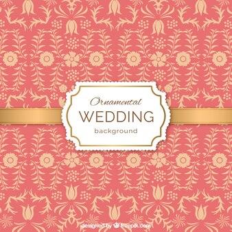 Декоративные свадебный фон