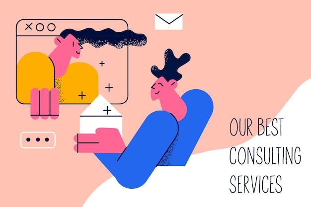 Наша лучшая концепция консалтинговых услуг