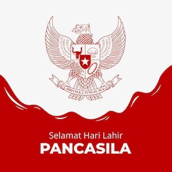 Outline pancasila day