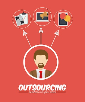 Outsourcing digital design