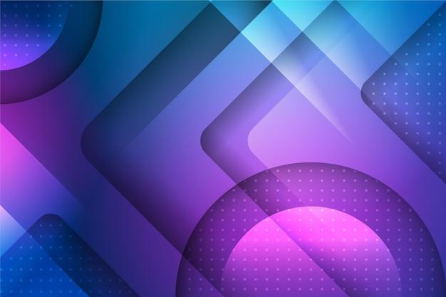 Концепция фона перекрывающихся форм