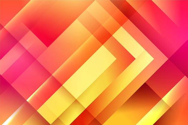 Overlapping forms background design