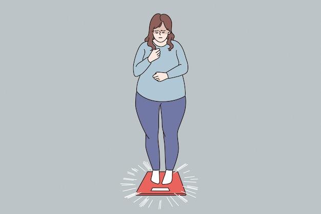 과체중 및 비만인 개념