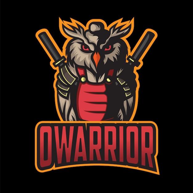 Owarrior esportロゴ
