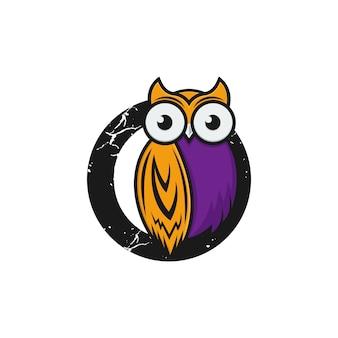 Логотип owl bird