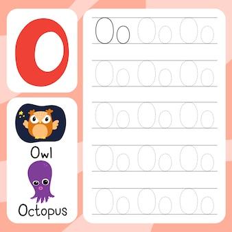 Owl drawing line vector design