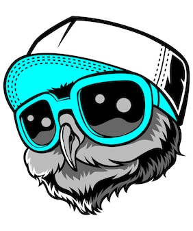 Owl hip hop