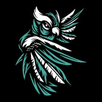 Owl illustration