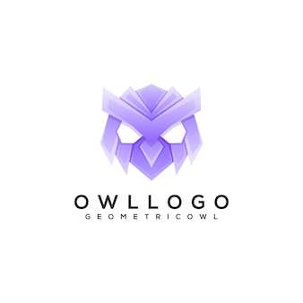 フクロウのロゴ