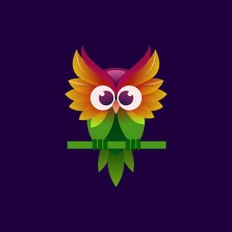 Owl  modern