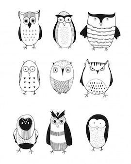 Owl vector set