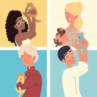Владельцы и домашние животные