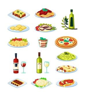 Устрицы с соусом белое и красное выдержанное вино лазанья топленая моцарелла