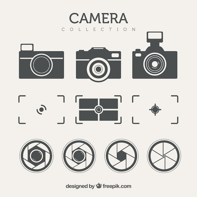 camera vectors photos and psd files free download rh freepik com camera shutter vector vector camera system
