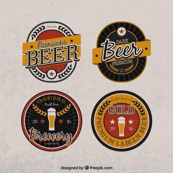 4ビールヴィンテージエンブレムパック