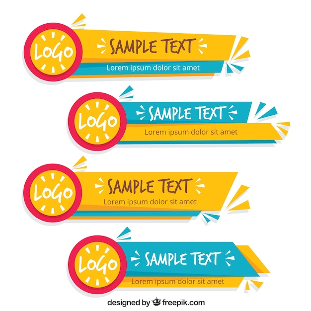 banners vectors 101 900 free files in ai eps format rh freepik com free vector banners for illustrator free vector banner template