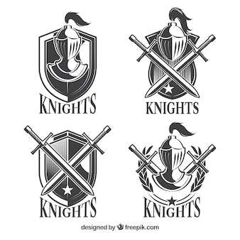 Pack of grey knight emblem templates