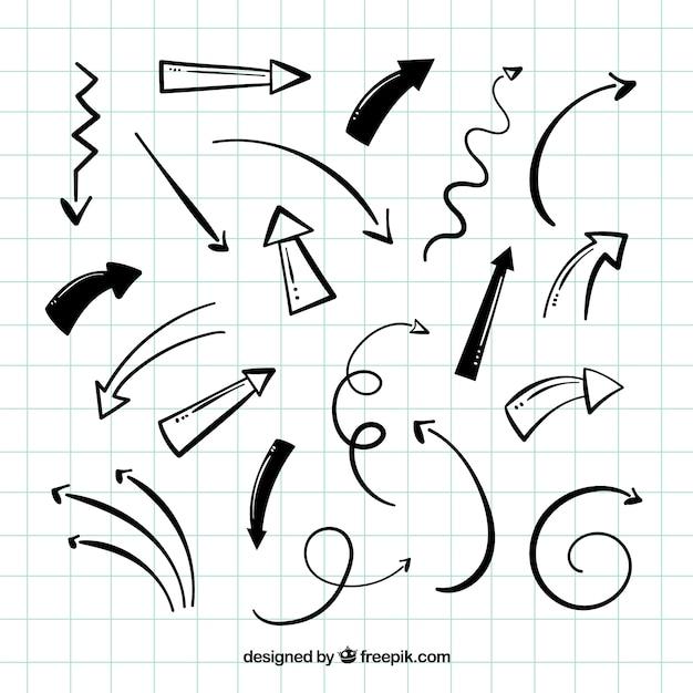 arrow vectors photos and psd files free download rh freepik com arrow vector free illustrator arrow free vector graphics