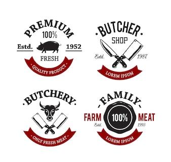 Butcher Logo Design