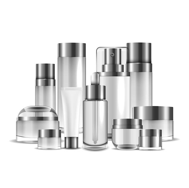 リキッドスキンケア用高級化粧品ボトル用化粧品美容クリームボトルの包装