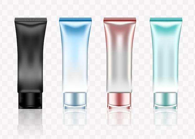 Упаковка косметической элегантной бутылки косметического крема для роскошной бутылки косметического продукта для жидкости