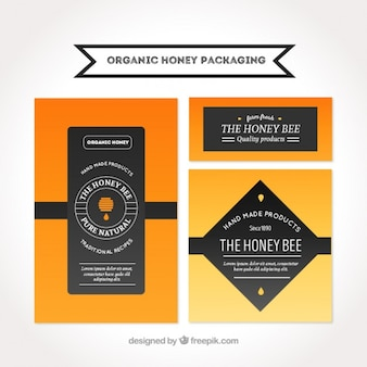 Packaging for honey products