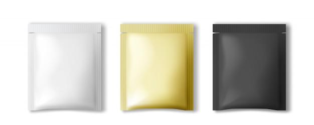 Packaging of tea.  illustration