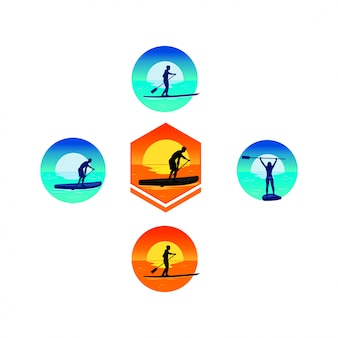 Логотип paddle