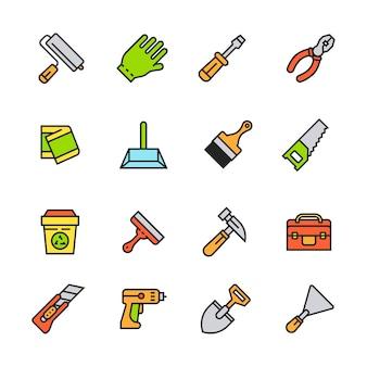 Paforo icon set (tools)