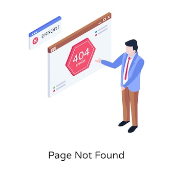 Page not found