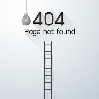 Страница не найдена ошибка 404. концепция отключения питания