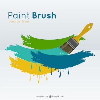 Paint brush    vector