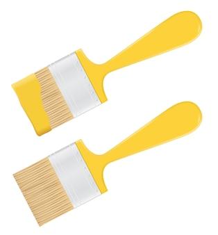 Paintbrushes set