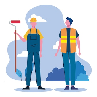 Painter and builder