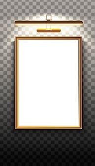 上の光で壁に絵を描く。透明な背景に。