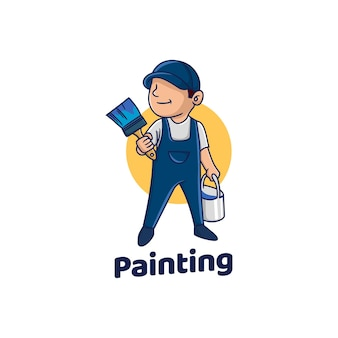 Painting services repair work home