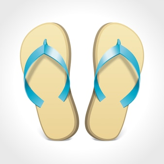 Pair of flip-flops isolated